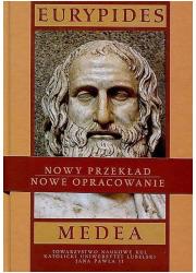 Medea - okładka książki