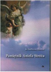 Pamiętnik Anioła stróża - okładka książki