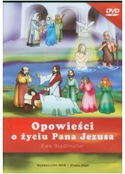 Opowieści o życiu Pana Jezusa (DVD) - okładka filmu