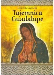 Tajemnica Guadalupe - okładka książki