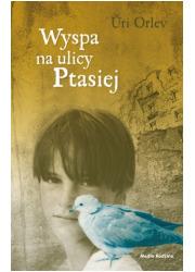 Wyspa na ulicy Ptasiej - okładka książki