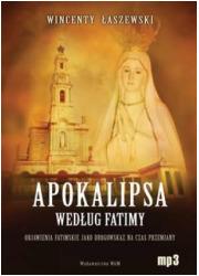 Apokalipsa według Fatimy - pudełko audiobooku