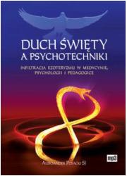 Duch Święty a psychotechniki - pudełko audiobooku