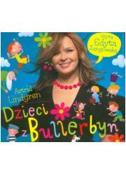 Dzieci z Bullerbyn (CD mp3) - okładka książki