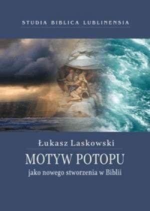 Motyw Potopu jako nowego stworzenia - okładka książki
