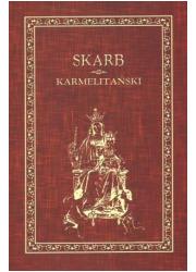 Skarb karmelitański. Karmelitańska - okładka książki