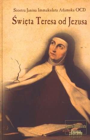 Święta Teresa od Jezusa - okładka książki