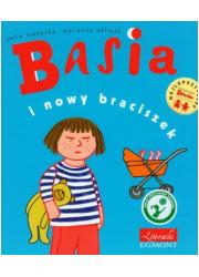 Basia i nowy braciszek - okładka książki