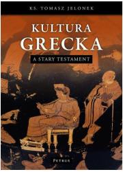 Kultura grecka a Stary Testament - okładka książki