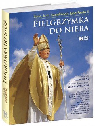 Pielgrzymka do Nieba - okładka książki