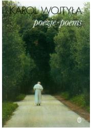 Poezje / Poems - okładka książki