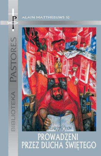 Prowadzeni przez Ducha Świętego - okładka książki