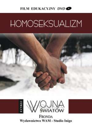 Wojna światów. Homoseksualizm (DVD) - okładka filmu