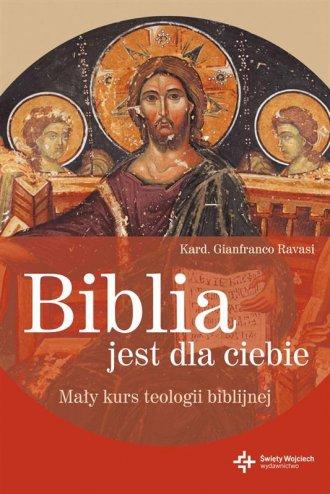 Biblia jest dla Ciebie - okładka książki