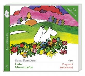 Lato Muminków (CD mp3) - okładka książki