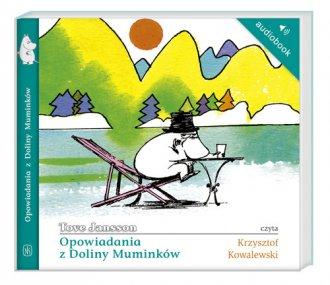 Opowiadania z Doliny Muminków (CD - okładka książki