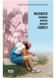 Rodzice wobec buntu swych dzieci - okładka książki