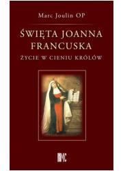 Święta Joanna Francuska - okładka książki