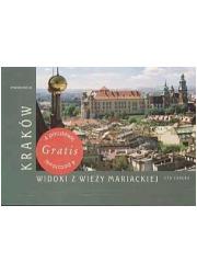Kraków. Widoki z Wieży Mariackiej - okładka książki