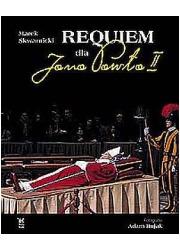 Requiem dla Jana Pawła II - okładka książki