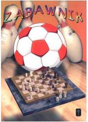 Zabawnik - okładka książki