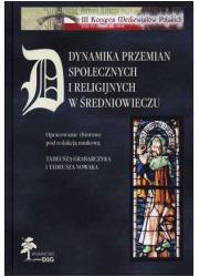 Dynamika przemian społecznych i - okładka książki