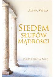 Siedem słupów mądrości - okładka książki