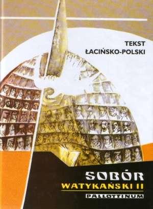 Sobór Watykański II. Dokumenty. - okładka książki
