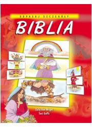 Biblijne historie - okładka książki