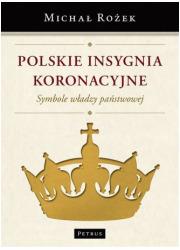 Polskie insygnia koronacyjne - okładka książki