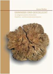 Erinnern und Geschlecht in zeitgenössischen - okładka książki