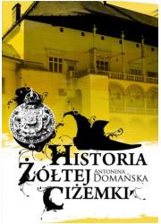 Historia żółtej ciżemki (CD) - okładka książki