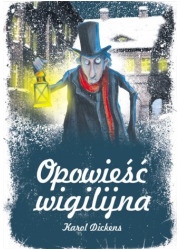 Opowieśc wigilijna (CD) - okładka książki