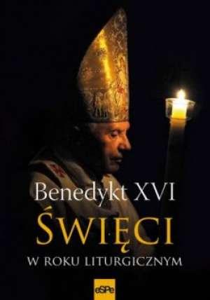 Święci w roku liturgicznym - okładka książki