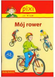 Pixi. Ja wiem! Mój rower - okładka książki