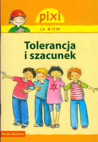 Pixi. Ja wiem! Tolerancja i szacunek - okładka książki