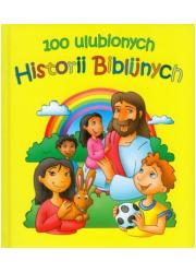 100 ulubionych historii biblijnych - okładka książki
