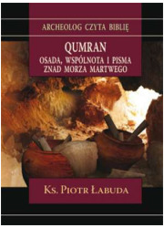 Qumran. Osada, wspólnota i pisma - okładka książki