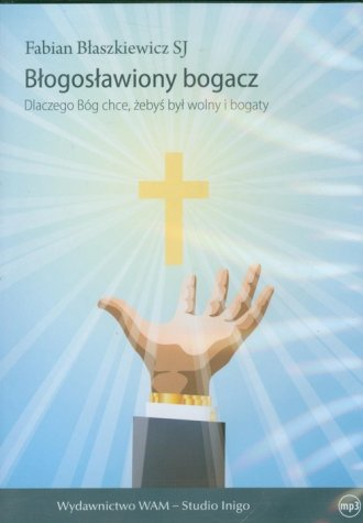 Błogosławiony bogacz (CD) - okładka książki