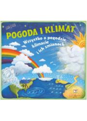 Pogoda i klimat - okładka książki