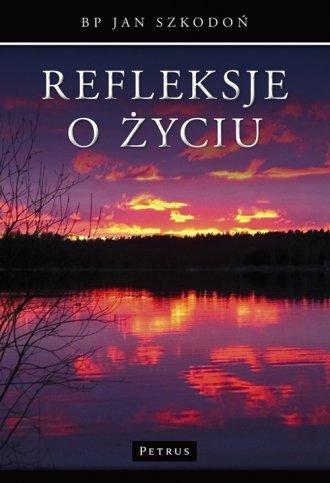 Refleksje o życiu - okładka książki