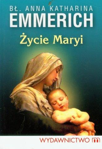 Życie Maryi - okładka książki