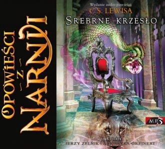 Opowieści z Narnii. Srebrne krzesło - okładka książki