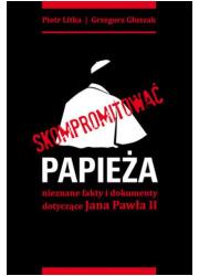 Skompromitować papieża - okładka książki