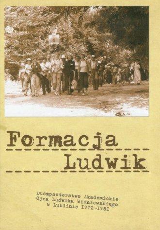 Formacja Ludwik - okładka książki