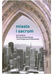 Miasto i sacrum - okładka książki