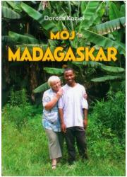 Mój Madagaskar - okładka książki
