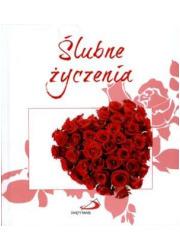 Ślubne życzenia - okładka książki