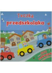 Teczka przedszkolaka - okładka książki