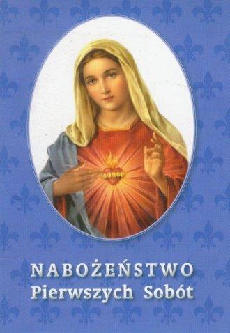 Nabożeństwo Pierwszych Sobót - okładka książki